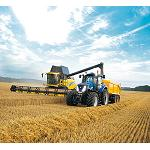 Picture of New Holland Participates in all the areas of demonstration of Demoagro