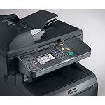 Picture of It diminishes the price by copy for the companies with the new multifuncional colour To4 of Kyocera