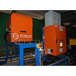 Picture of Technology Titech in the plant of classification of containers of M�laga of Limasa