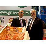 Fotografia de Gruventa escalfa motors per a la propera fira Fruit Attraction 2013