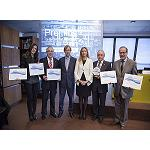Picture of Bayer Receives the Special Prize to the hygiene Feique 2012