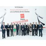 Picture of Sage, awarded with the Prize Excellent Madrid to the Confidence of the Customers