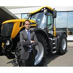 Picture of JCB Appoints to Rom�n Sword like manager of Development of the Agricultural distribution