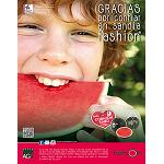 Picture of In June begins the advertising campaign of watermelon without seeds marks Fashion 2013