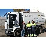 Picture of Allison-equipped road cleaners keep Marbella streets clean