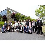 Picture of DMG Mori Seiki Iberian visit three factories Mori Seiki in Japan