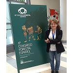 Picture of �The Tree is Life' participates in the Forestry Congress Spanish