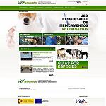 Picture of It is cream 'Vetresponsable' to promote the responsible use of veterinary medicines