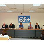 Picture of QF + presents its new project of cooperative