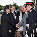 Foto de El Pr�ncipe de Gales visita la planta de Yamazaki Mazak en el Reino Unido