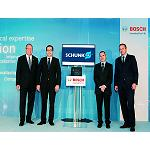 Foto de Bosch distingue a Schunk con el Global Supplier Award