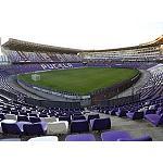 Fotografia de L'Estadi Jos� Zorilla de Valladolid canvia la seva imatge amb els seients de Daplast
