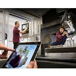 Picture of More near of the industry 4.0 with the technology of automation of machines-tool of Siemens