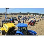 Foto de �xito rotundo del 'Demogalicia 2013' de New Holland