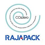 Picture of Rajapack Receives the blue stamp CO2zero