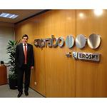 Picture of Interview to Pol Lligo�a, director of Logistics of Caprabo