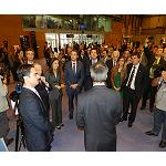Picture of Trafic 2013 gathered to a hundred of companies and more than 4 one thousand professional visitors