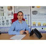 Foto de Entrevista a Carlos Chico, gerente de Transformaciones Pl�sticas Ital.