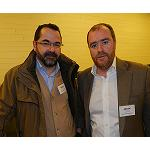 Picture of Interview to David Garc�a, director of Operations and Fleet, and to Agust�n G�mez-Pomp, financial director for the zone EMEA, in Hertz Power Services Spain