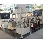 Picture of Gampor opts for exhibiting on tradeshows on the EMO and MetalMadrid<br />
