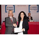 Picture of ISS Spain receives an acc�sit in the Prizes Incorporates in the category 'Big Company'