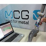 Foto de Edge ScanArm ES de Faro satisface los requisitos tecnol�gicos de MCG