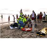 Picture of Mobotix With TTCS and Niceware participate in the simulation of rescue of the beaches of Wall