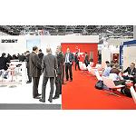 Picture of The innovative solutions and services offered by Bobst for the production of flexible packagings collect a tremendo success in K 2013