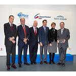 Picture of Saint-Gobain Recognises to his factory of Placo like company that has reached the �Competitiveness 360�'