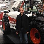 Picture of Interview to Mart� Rodellas, Field Product Manager EMEA Bobcat
