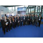 Picture of Presented the mark �Basque Country' in the fair Ewea Offshore 2013