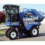Picture of New Holland Triumphs in Sitevi 2013 with a technology of clean harvest and advanced