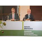 Picture of Seville receives the I informative Day of the Interprofesional of the Olive of Table of Spain