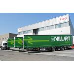 Picture of Fliegl Expands the fleet of Villart Logistic