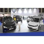 Picture of Success of public in the V Fair of the Taxi of Barcelona with Volkswagen Commercial Vehicles like protagonist