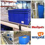Picture of Plastipol, provider of plastic boxes for the textile company Mayoral