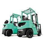 Picture of Ulma Carts Incorporates improvements of series in his range �Grend�a is' of contrapesadas