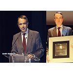 Picture of Carlos Delclaux, president of Vidrala, nominated like better Basque employer 2012