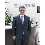 Picture of �scar Ortiz D�ez, new financial director and of administration of Kyocera Document Solutions
