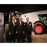 Picture of The Axion 850, Tractor of the Year 2014