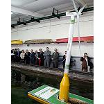Picture of The project of R&D �Ocean Lider', promoted by the group Iberdrola, presents his results
