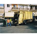 Picture of How it does  the collected and the waste treatment in Pafos (Cyprus)