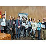 Foto de Inbisa premia a los tres mejores proyectos del VII Master sobre Tecnolog�a y Gesti�n de la Edificaci�n