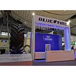 Picture of The giant tyre TM 1000, the last big bet of Trelleborg