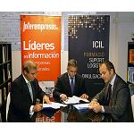 Picture of Foundation Icil and Interempresas will improve the communication in the logistical sector