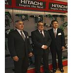 Picture of Interview to Toni Sands, commercial director and of marketing of Hitachi Power Tools Iberian