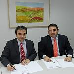 Picture of Anapat And Interempresas sign an agreement of collaboration