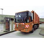 Picture of Award for BSR Berlin: Allison-equipped CNG trucks fueled by organic refuse
