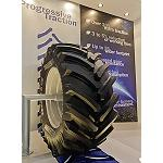 Picture of Trelleborg Presents in FIMA his revolutionary concept 'Progressive Traction'