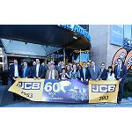 Picture of JCB Increases 30% his sales in Spain during the 2013